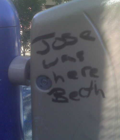 Jose was Here Becth