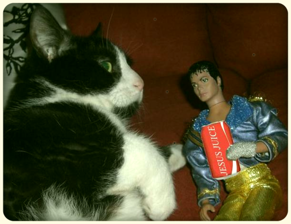 Kittie and MJ