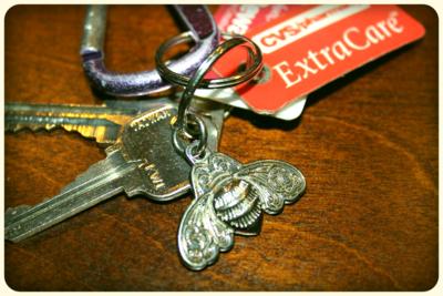Anyone seen my keys?