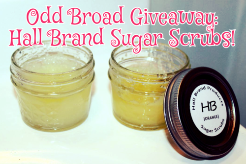 Hall Brand Sugar Scrubs