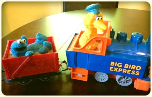 Big Bird Express!