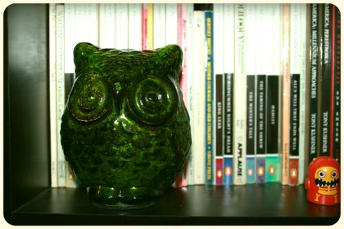 My birthday owl