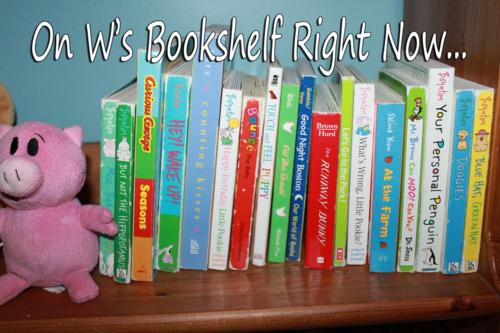 W's Bookshelf