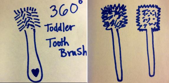 Tooth Brush Invention