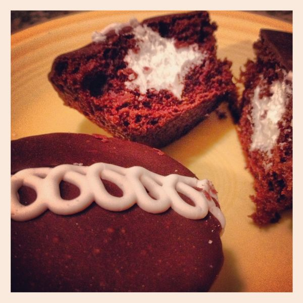Hostess Cupcakes!