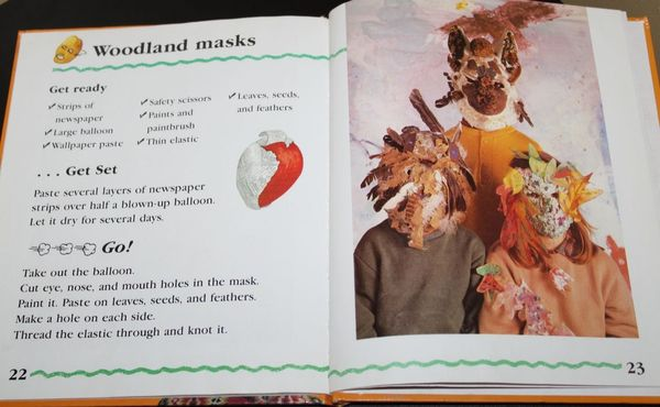 Woodland Masks