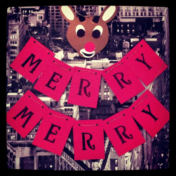 Merry Merry Rudolph
