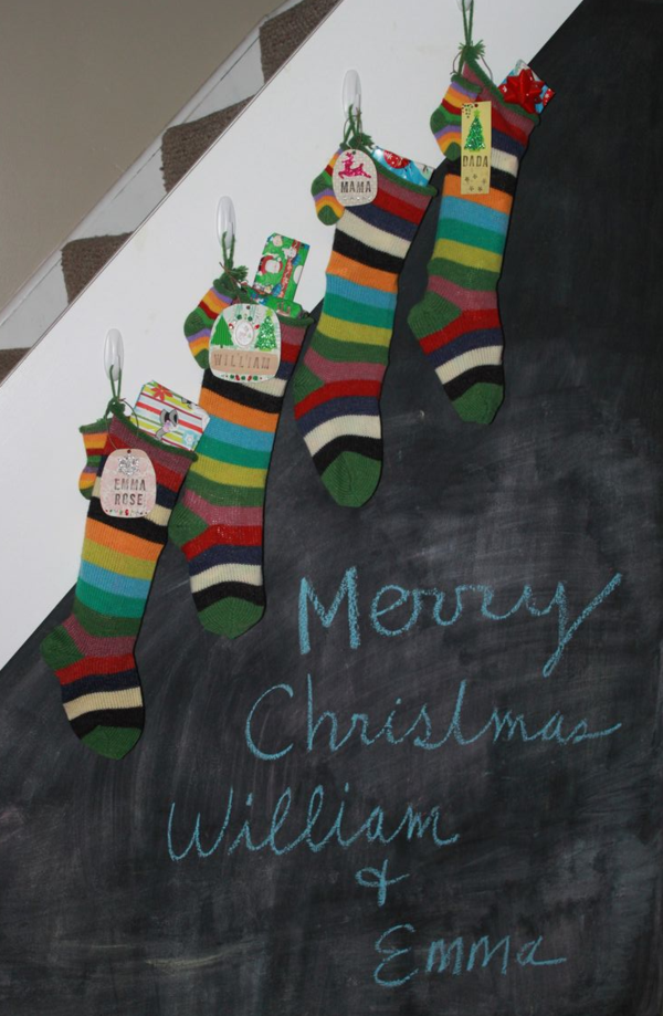 All The Stockings Were Hung...